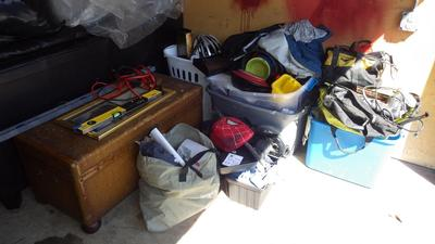 Wyoming  Self Storage Auction #91075 - Image 3 automobile,bedding,boxes,clothing,electronics,furniture,mattress,tools