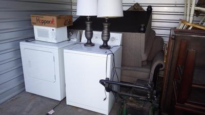 Wyoming  Self Storage Auction #91107 - Image 6 appliances,furniture,sports & outdoors