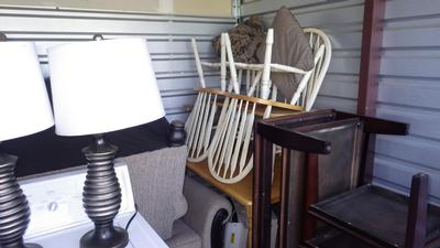 Wyoming  Self Storage Auction #91107 - Image 4 appliances,furniture,sports & outdoors