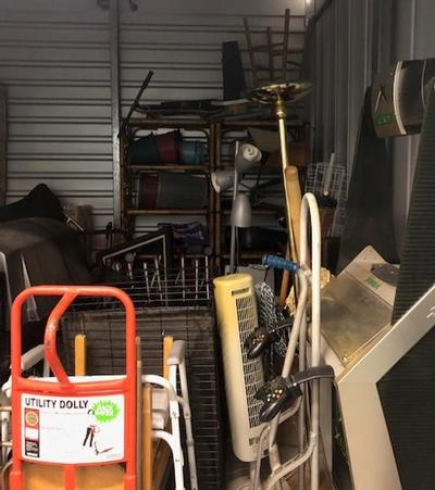 Fairfield  Self Storage Auction #98992 - Image 1