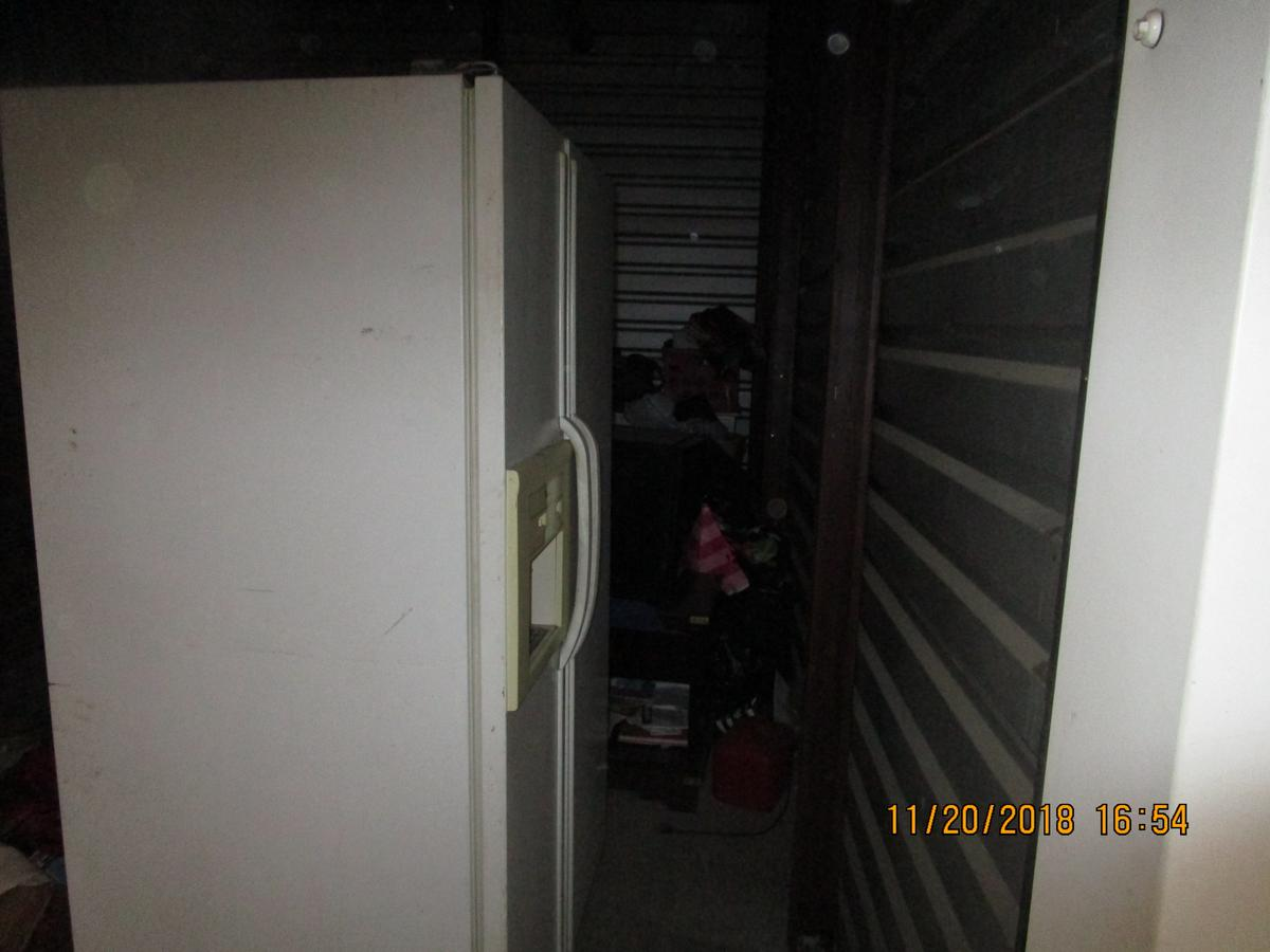 Stockton  Self Storage Auction #70892 - Image appliances,bicycle,boxes,clothing,furniture,mattress