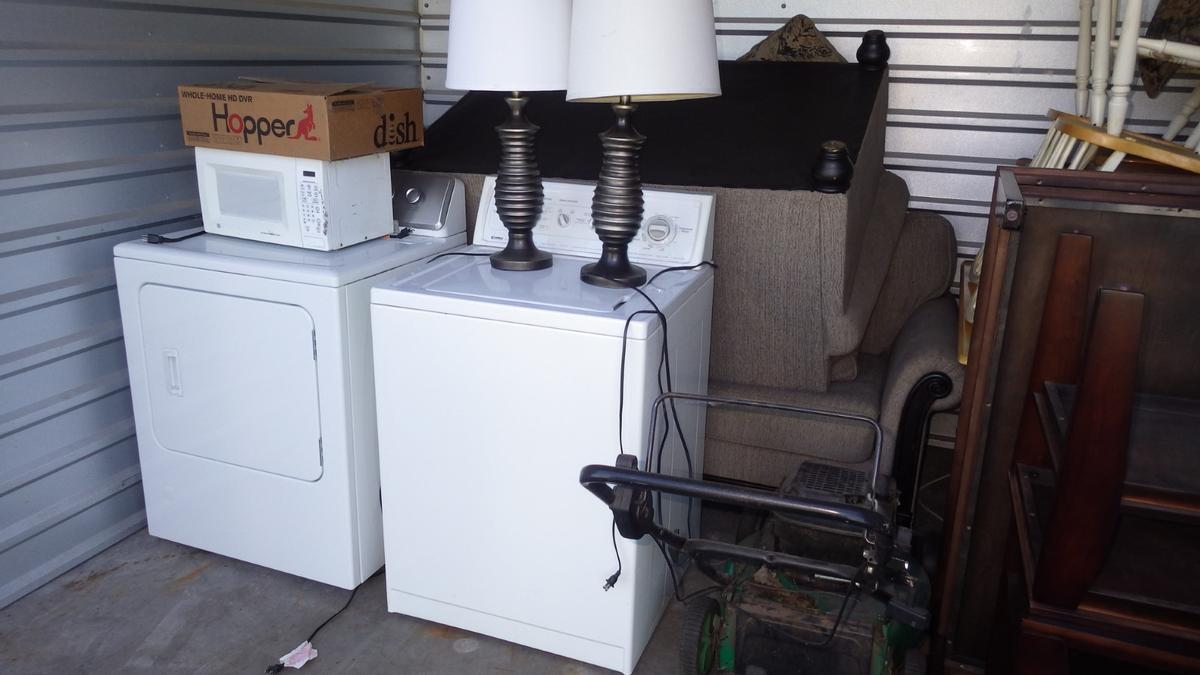 Self Storage Auction #91107 - Image 6 appliances,furniture,sports & outdoors