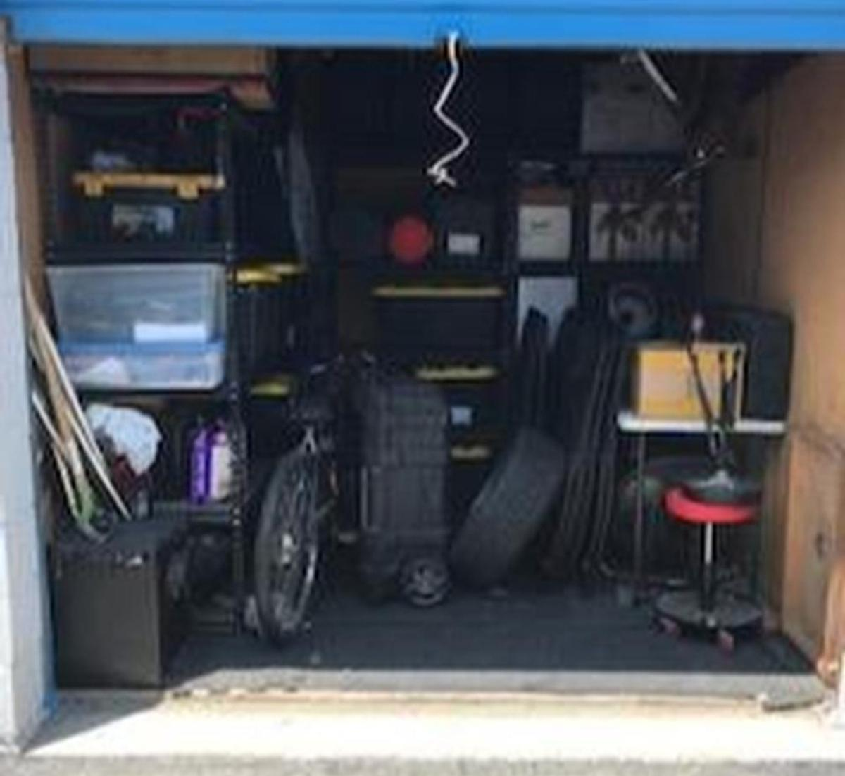 Riverside  Self Storage Auction #99460 - Image